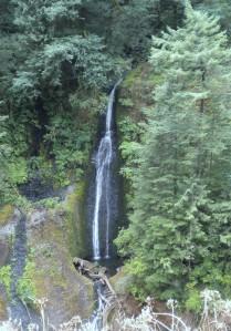 Eagle Creek Hike 9.09.Horsetail falls.2